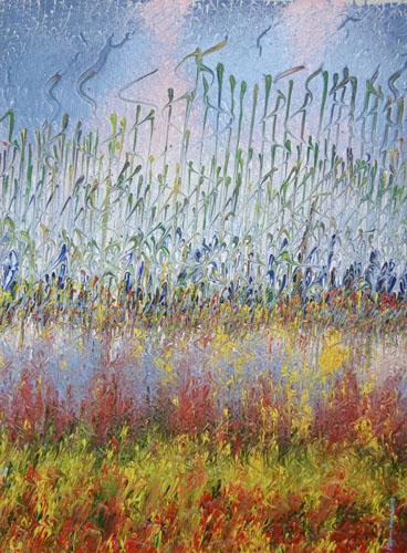 Paintings-Mahmood Ahmad