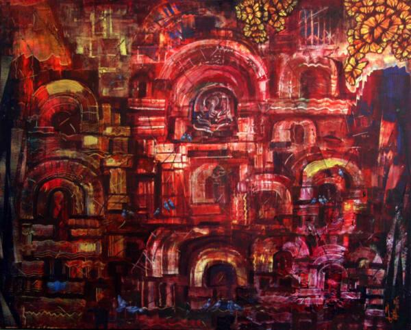 Paintings-Ashok Mahakur