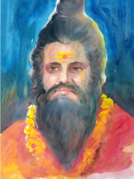 Paintings-Bhushan Saini