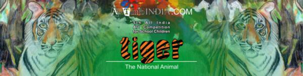 Tiger-The National Animal 2016