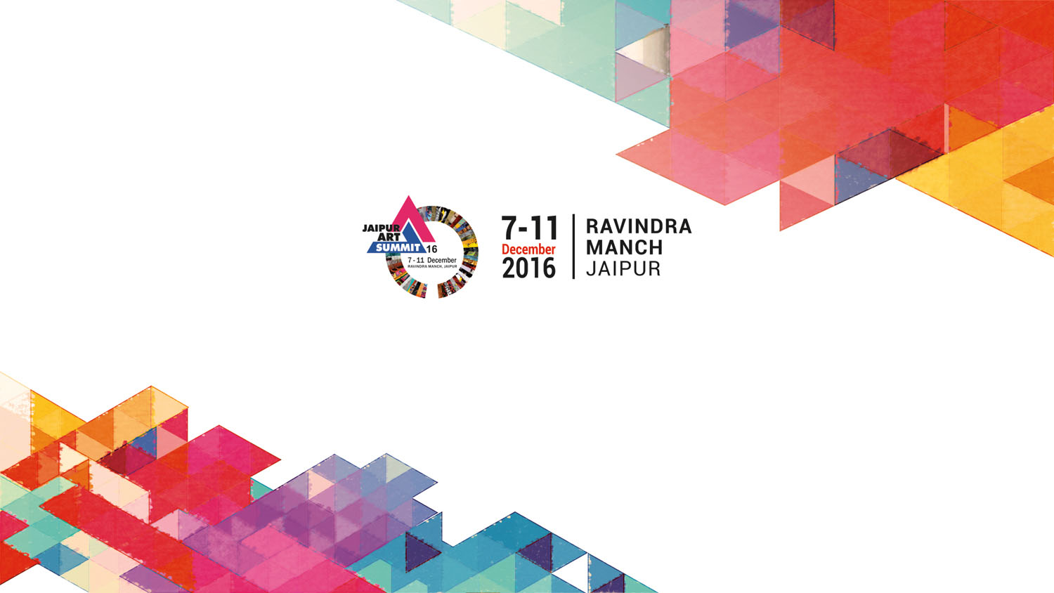Jaipur Art Summit 2016