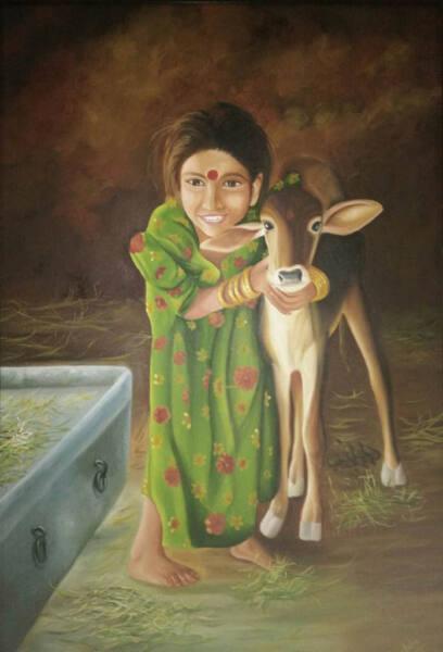 Paintings-Anu Kalra