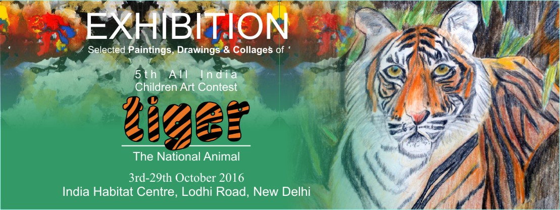Cover Exhibition Tiger 2016