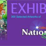 Exhibition Colours of National Symbols 2017