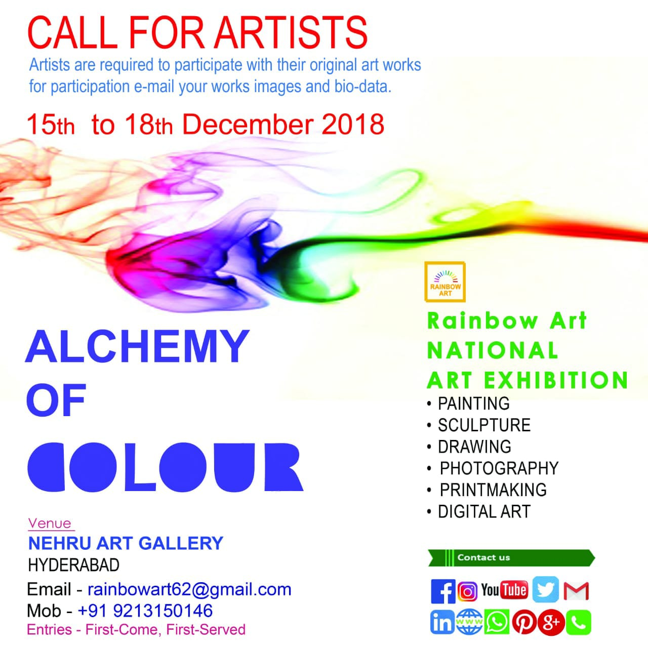 Alchemy of Colours
