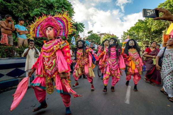 2018 PH 5 WP 07 Saurabh Sirohiya 02 Chhau Dance Kolkata