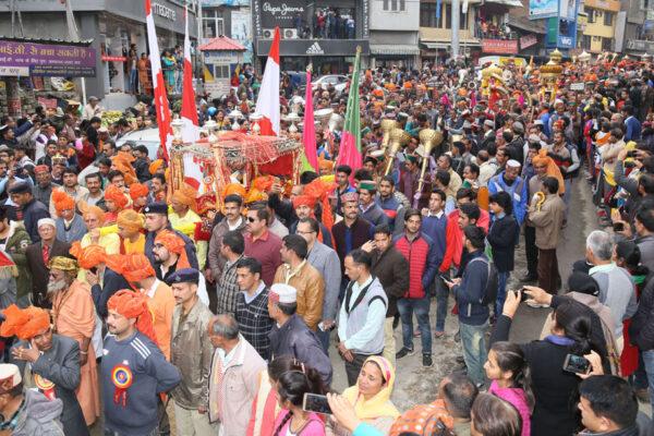 2018 SC TN 09-3 Birbal Shrrma Shivratri Festival