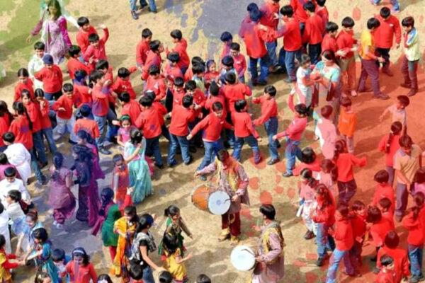 2018 ST 53 Tanishkk J Jain 03 Colours MRIS Charmwood Faridabad