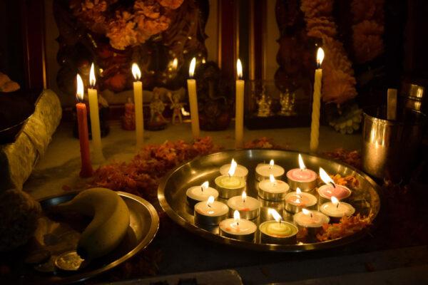 2018 ST 58 Harshit Kapoor 01 Festival of Lights Kirori Mal College New Delhi
