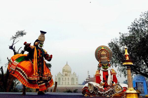 2018 ST 84 Alisha Raghav 1 Taj Mahotsav