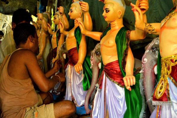 2018 WP 14 Arun Lall 1 Durga Puja