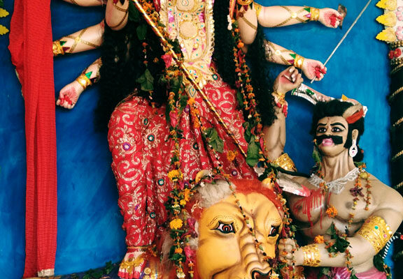 2018 WP 17 Mandeep Singh 2 Durga Pooja