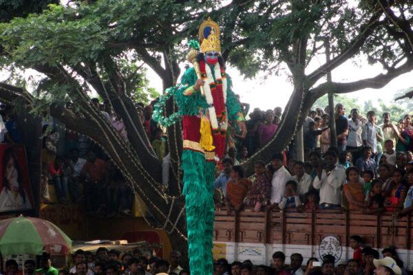 2018 WP 6 Sonal Borkar 01 Colossal Hanuman Mysore