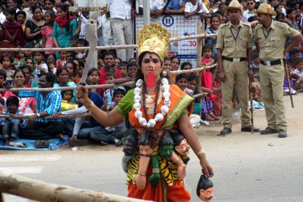 2018 WP 6 Sonal Borkar 03 Goddess Chamundeshwari Mysore