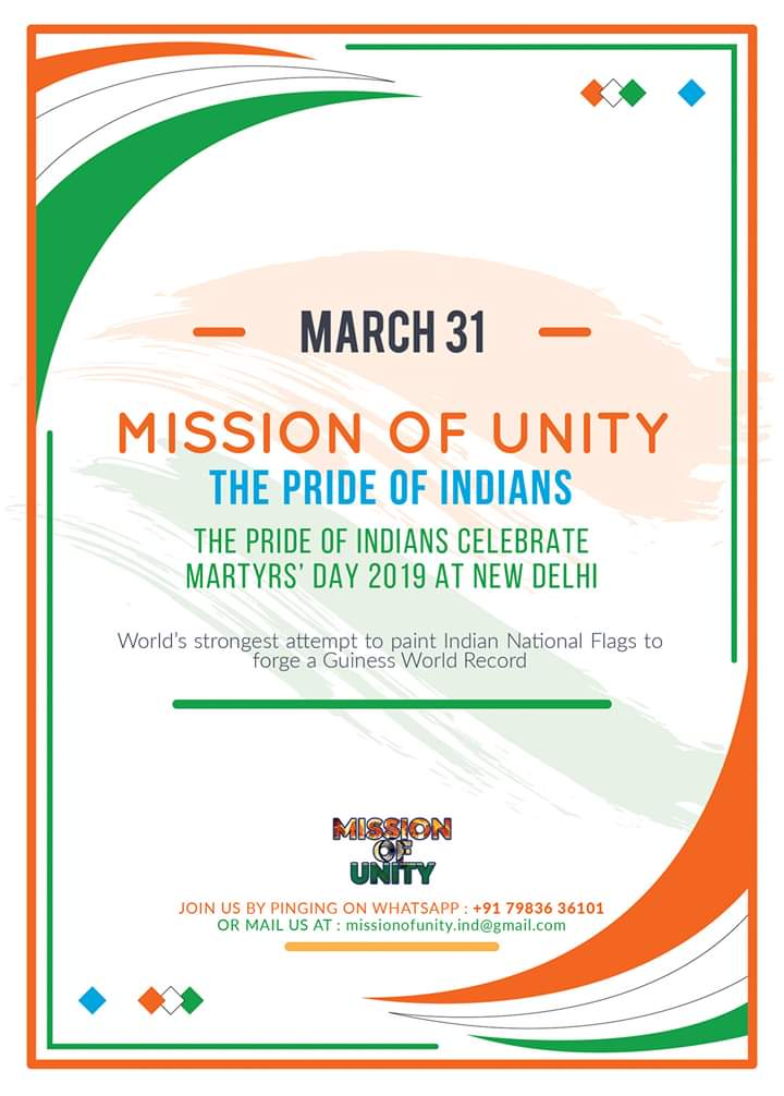 Mission of Unity