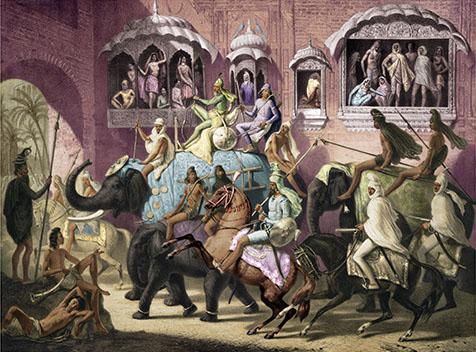 Sikhs : An Occidental Romance