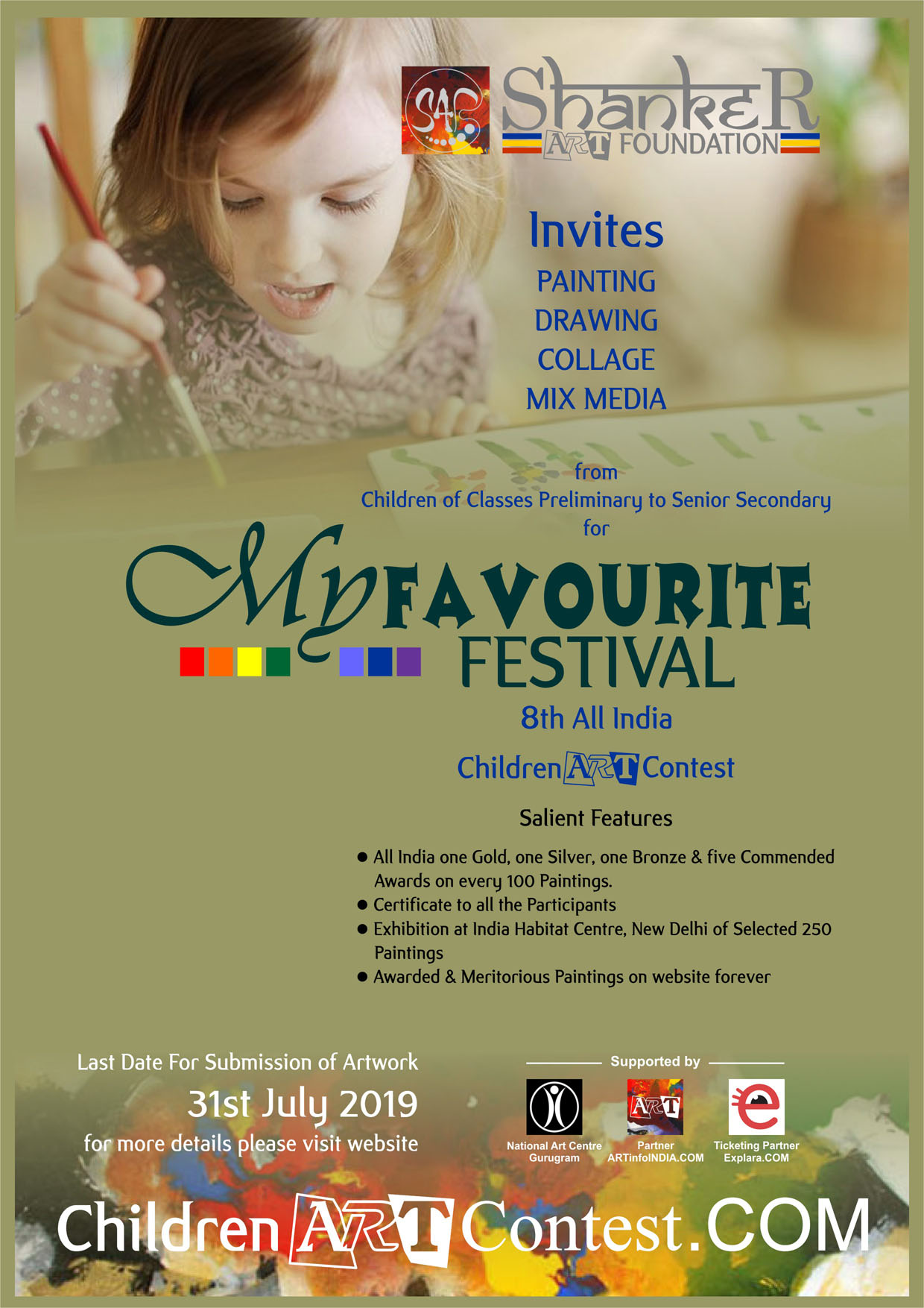 My Fevourite Festival Page 1