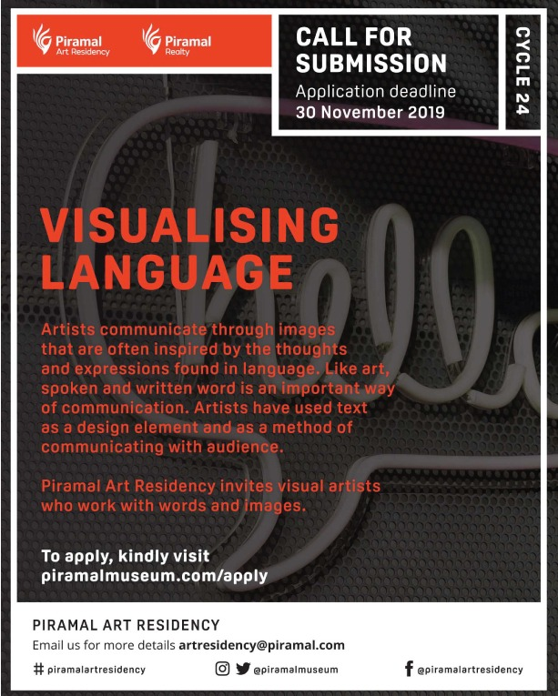 Visualising Language