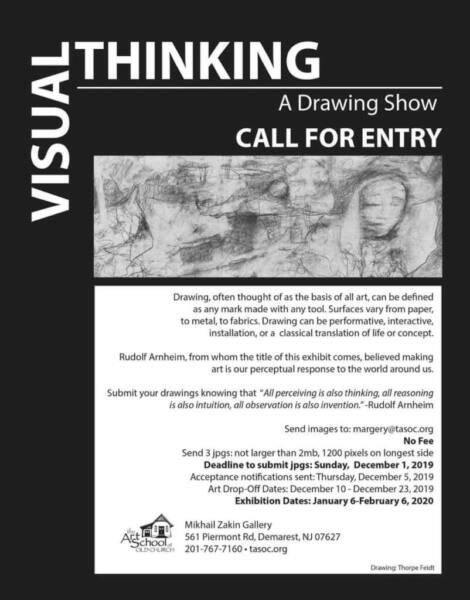 Visual Thinking-A Drawing Show