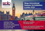 Mega International Summer Art Exhibition, London 2020