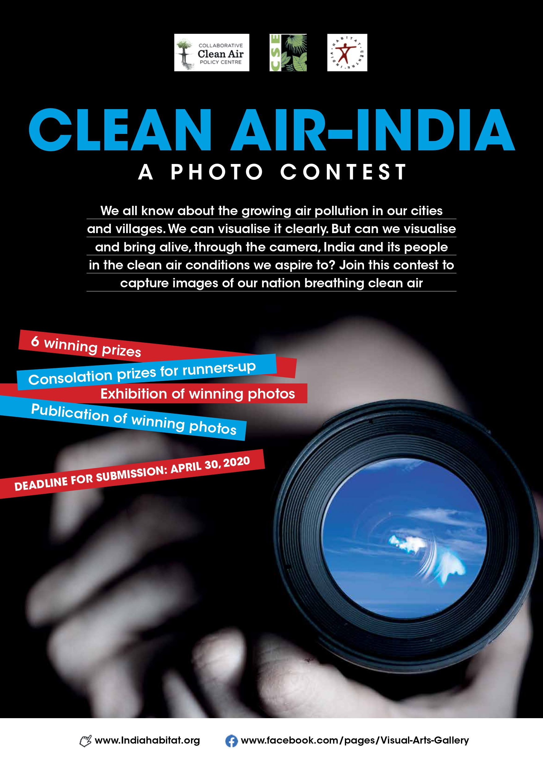 Clean Air-India – A Photo Contest